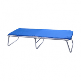 CA20012L Camping cot with mattress large size