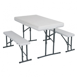 CA30011 Picnic Beer Table/Bench 3pcs Set