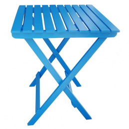 CA30015 Wood Folding Square Table / M-size