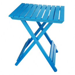 CA30014 Wood Folding Square Table / S-size